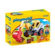 Playmobil - Excavator cu brat mobil
