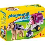Playmobil - Trasura cu cal