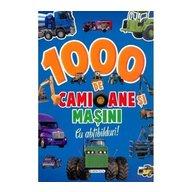 Girasol - 1000 de camioane si masini cu abtibilduri