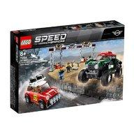 LEGO - 1967 Mini Cooper S Rally si automobil sport 2018 Mini John Coope