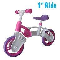 1stRide Prima mea bicicleta Pink