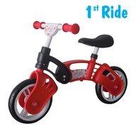 1stRide Prima mea bicicleta Red