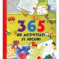 GIRASOL - 365 de activitati si jocuri