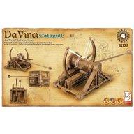 Academy - Kit constructie Catapulta functionala DaVinci