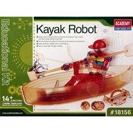 Academy - Kit constructie Edu Kit Robot cu barca si vasle