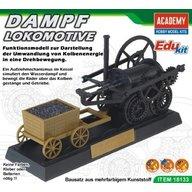 Academy - Kit constructie functional Locomotiva aburi