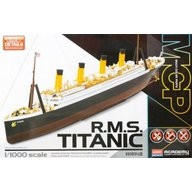 Academy - Kit constructie RMS Titanic scara 1/1000 colorat