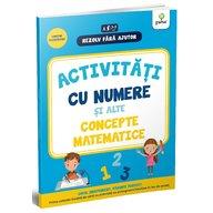 Editura Gama - Activitati cu numere si alte concepte matematice