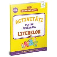 Editura Gama - Activitati pentru invatarea literelor