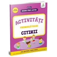 Editura Gama - Activitati premergatoare citirii