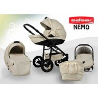 Adbor Carucior 3 in 1 Nemo Exclusive