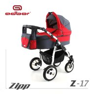 Adbor Carucior 3 in 1 Zipp