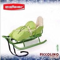 Adbor - Saniuta Piccolino cu saculet Verde
