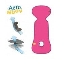 AeroSleep Protectie antitranspiratie scaun auto gr 0+ bbc organic Fuchsia