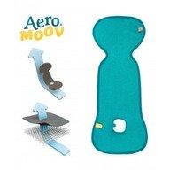 AeroSleep Protectie antitranspiratie scaun auto gr 0+ bbc organic Turquoise