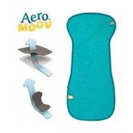 AeroSleep Protectie antitranspiratie scaun auto gr 2-3 bbc organic Turquoise