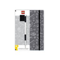 LEGO - Agenda cu pix, Gri