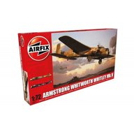Airfix - Armstrong Whitworth Whitley Mkv
