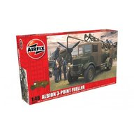 Airfix - Albion AM463 3-Point Refueller 1:48
