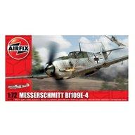 Airfix - Kit aeromodele 01008 avion Messerschmitt Bf109E-4 scara 1:72