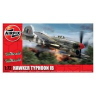 Airfix - Kit aeromodele 02041 avion Hawker Typhoon Ib scara 1:72