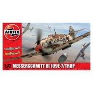 Airfix - Kit aeromodele 02062 avion Messerschmitt Bf 109E-7/Trop scara 1:72