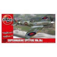 Airfix - Kit aeromodele 02065A avion Supermarine Spitfire MkIXc scara 1:72