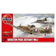 Airfix - Kit aeromodele 02069 avion Boulton Paul Defiant Mk.1 scara 1:72