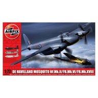 Airfix - Kit aeromodele 3019 avion De Havilland Mosquito MkII/VI/XVIII scara 1:72