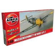 Airfix - Kit aeromodele 5120A avion Messerschmitt Bf109E-4/E-1 scara 1:48