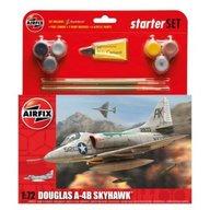 Airfix - Kit aeromodele 55203 avion Douglas A4-B Skyhawk scara 1:72