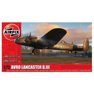 Airfix - Kit aeromodele 8013 avion Avro Lancaster BI(F.E.)/BIII scara 1:72