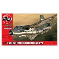 Airfix - Kit aeromodele 4054 avion English Electric Lightning F.2A scara 1:72