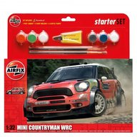 Airfix - Kit 55304 Mini Countryman WRC scara 1:32