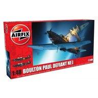Airfix - Kit constructie avion Boulton Paul Defiant NF.1 1:48