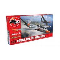 Airfix - Kit constructie avion Fouga CM.170 Magister