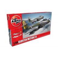 Airfix - Kit constructie avion Gloster Meteor F8