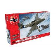 Airfix - Kit constructie avion Messerschmitt Me262A-1A Schwalbe 1:72