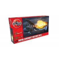 Airfix - Kit constructie avion Royal Aircraft Factory BE2c Night Fighter