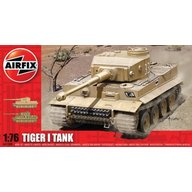 Airfix - Kit constructie avion Tiger I Tank