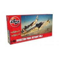 Airfix - Kit constructie Boulton Paul Defiant scara 1:48