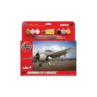 Airfix - Kit constructie Grumman F4F-4 Wildcat