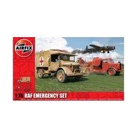 Airfix - Kit constructie set 2 masini Emergency