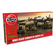 Airfix - Kit constructie Wwii USAAF 8th Air Force Bomber Resupply