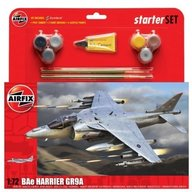 Airfix - Kit constructie avion Bae Harrier GR9A