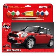 Airfix - Kit constructie masina MINI Cooper S