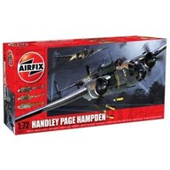 Airfix - Kit constructie si pictura Handley Page Hampden