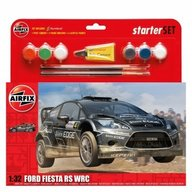 Airfix - Kit constructie si pictura masina Ford Fiesta RS WRC