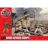 Airfix - Kit constructie si pictura soldat Afrika Korps