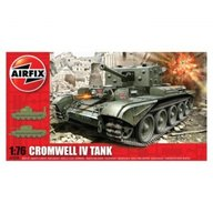 Airfix - Kit modeism 02338 tanc Cromwell IV Tank scara 1:76